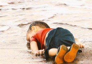 the iconic photo of Alan Kurdi