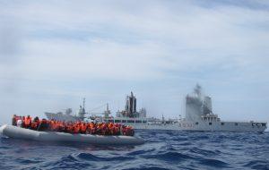 Mare Nostrum rescue mission
